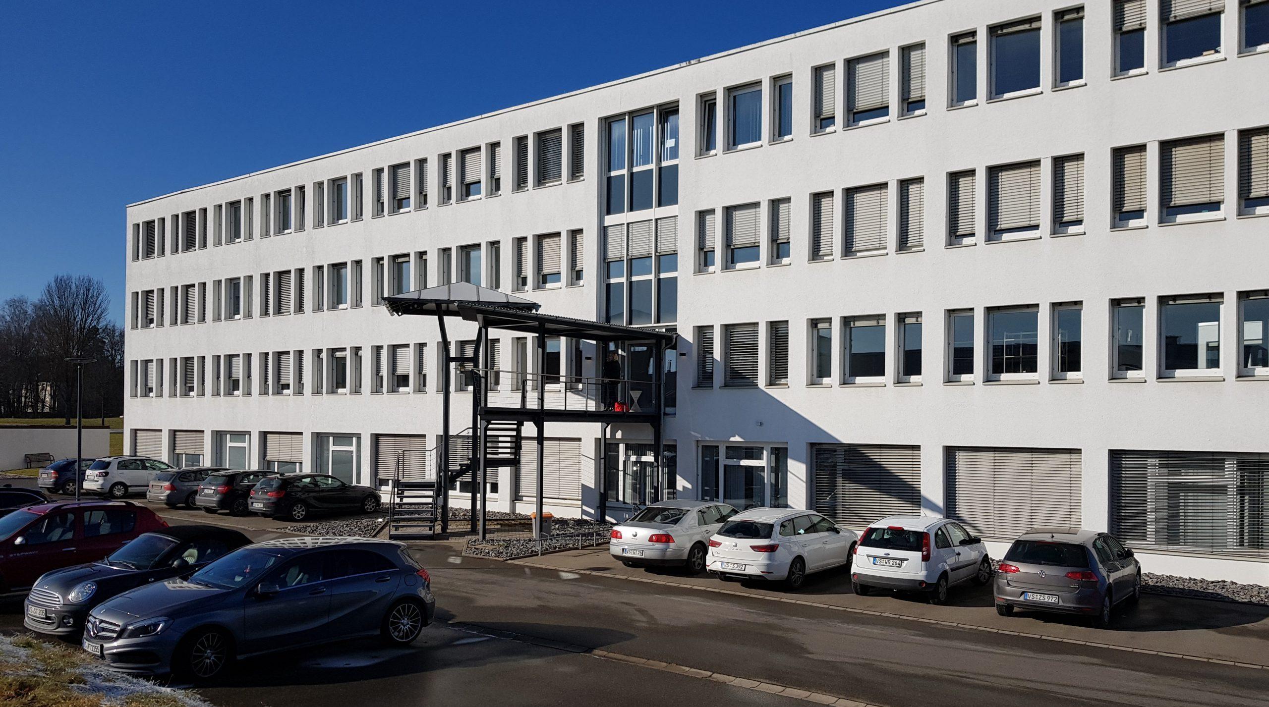 Firmengebäude N.O.C Engineering