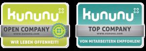 Auszeichnung Kununu